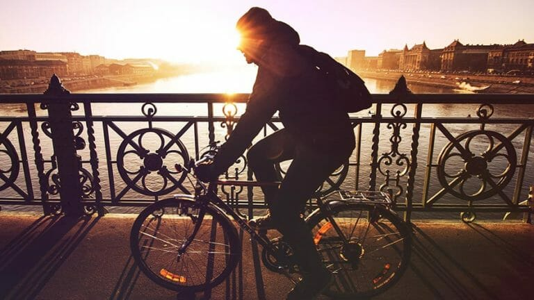 Revealing The 5 Benefits Of Cycling To Where Ever You Need To Go